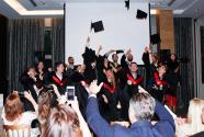 Cambridge Programme's graduation ceremony