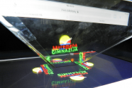 Holograms in physics lessons