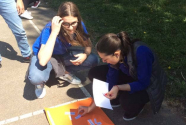 Interdisciplinary Latin and PE lesson