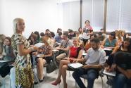 Internal workshops for teachers