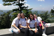 Orienteering and visit to the Avala Tower