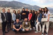 Study trip across Europe