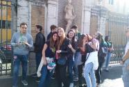 Study trip to Italy
