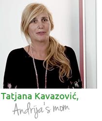 Tanja Andrijina majka