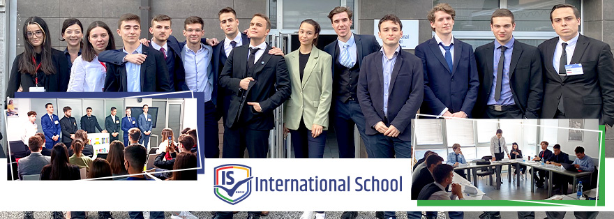 Our students shine as delegates at International School Model United Nations