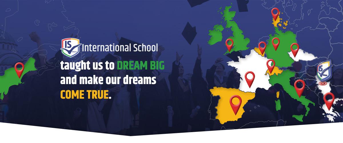 International School Alumnis