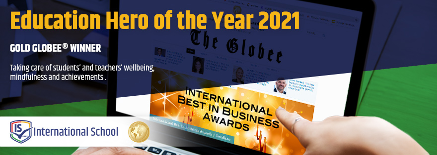 International recognition for excellence